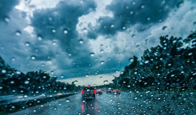 Κακοκαιρία με βροχές