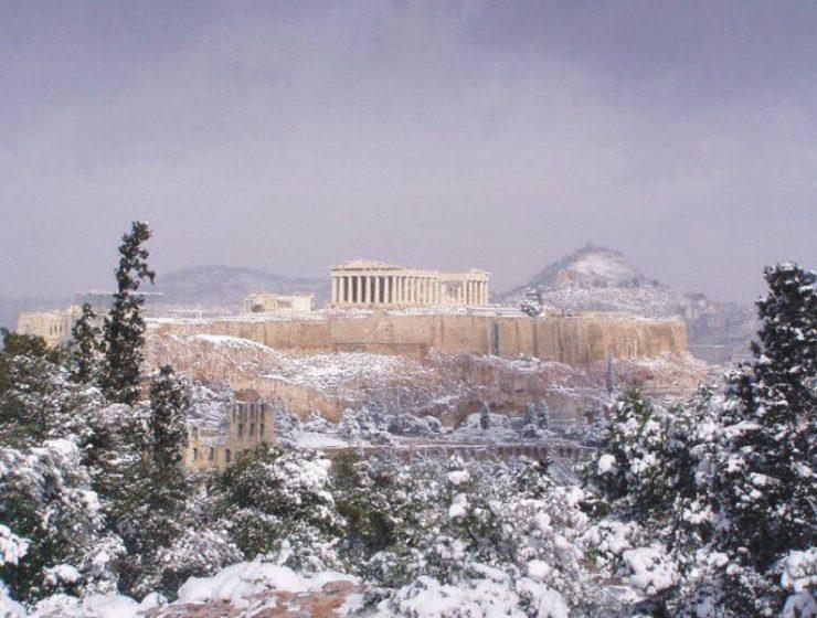 Καιρός: Ένας ιστορικός χιονιάς βρίσκεται προ των πυλών