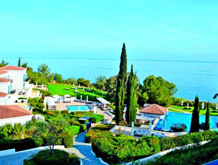 Το καλύτερο ξενοδοχείο της Κύπρου για το 2019!