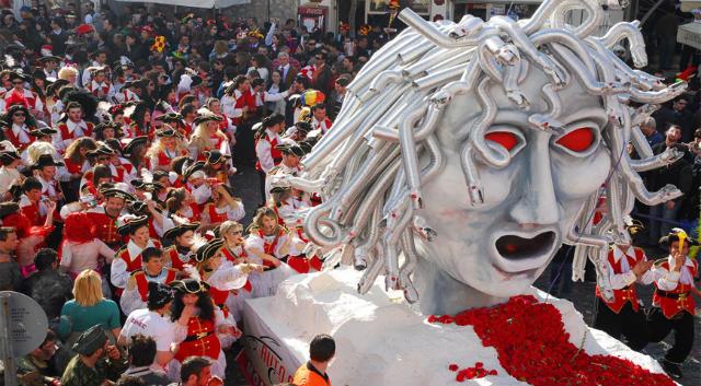 Καρναβάλι Ξάνθης Απόκριες