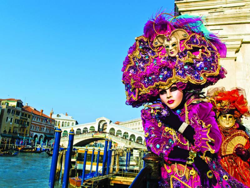 Καρναβάλι Βενετίας: Μια εμπειρία που δεν πρέπει να χάσετε!