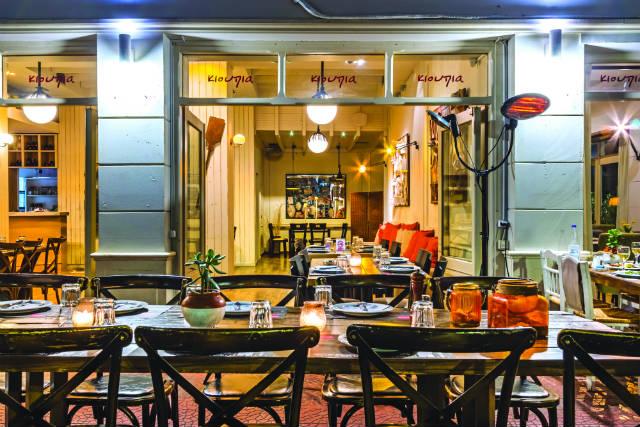Κιούπια Λαδάδικα Θεσσαλονίκηφαγητό