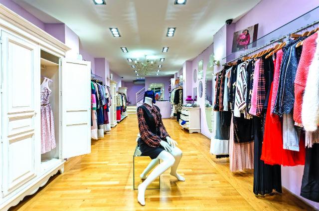 La Coquette Θεσσαλονίκη shopping