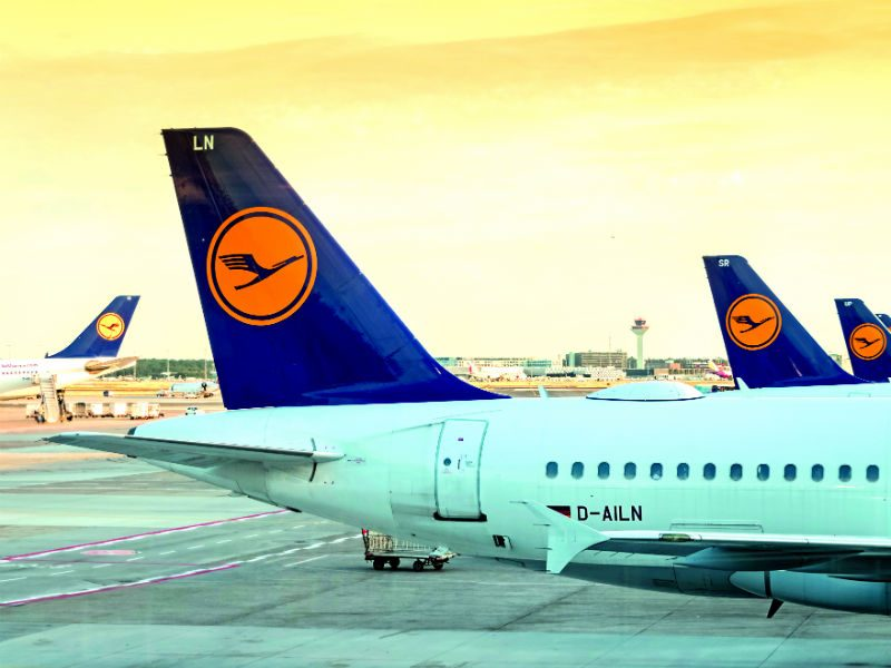 Lufthansa νέα δρομολόγια