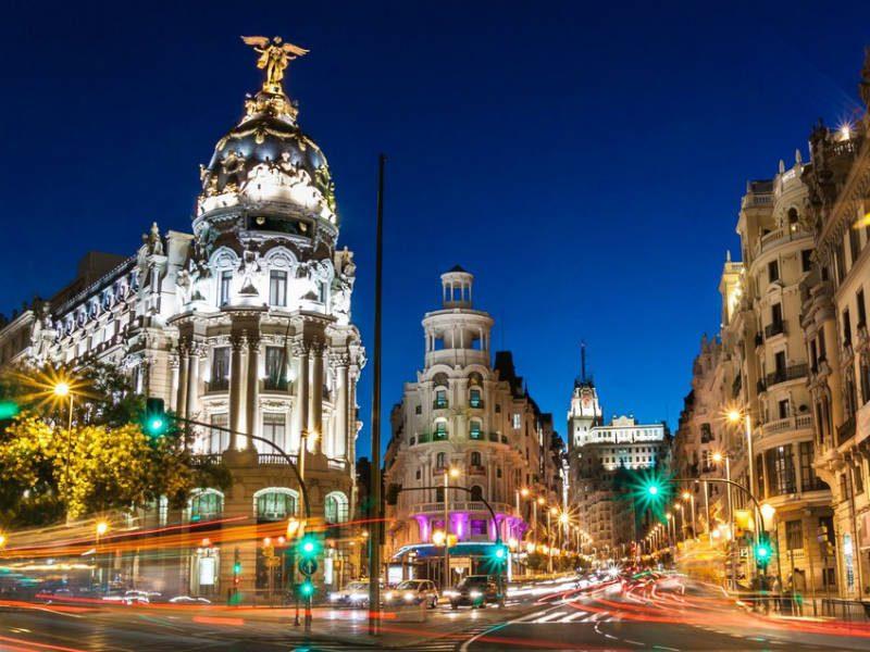 Ισπανία road trip