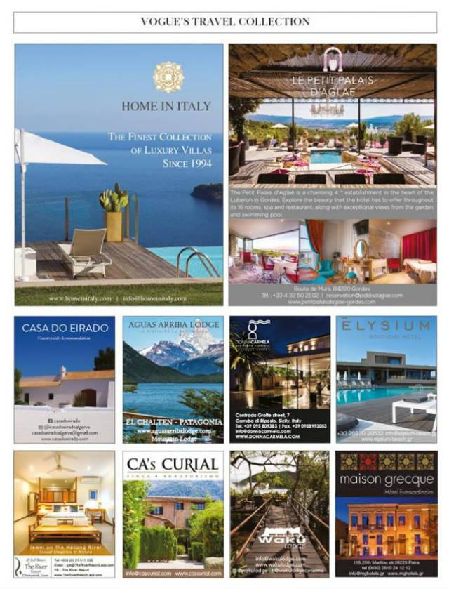Ένα ξενοδοχείο διαμάντι της Πάτρας στις σελίδες της βρετανικής Vogue!