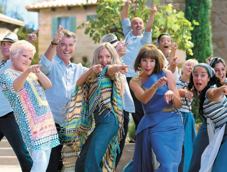 Κρουαζιέρα στο Αιγαίο με θέμα τη Mamma Mia!