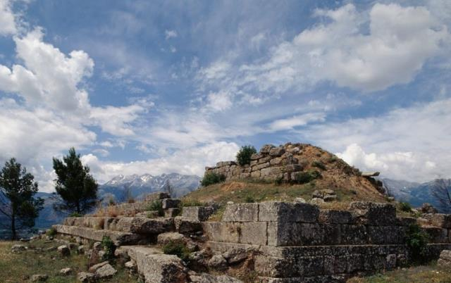 Μενελάιο - Αρχαία Σπάρτη