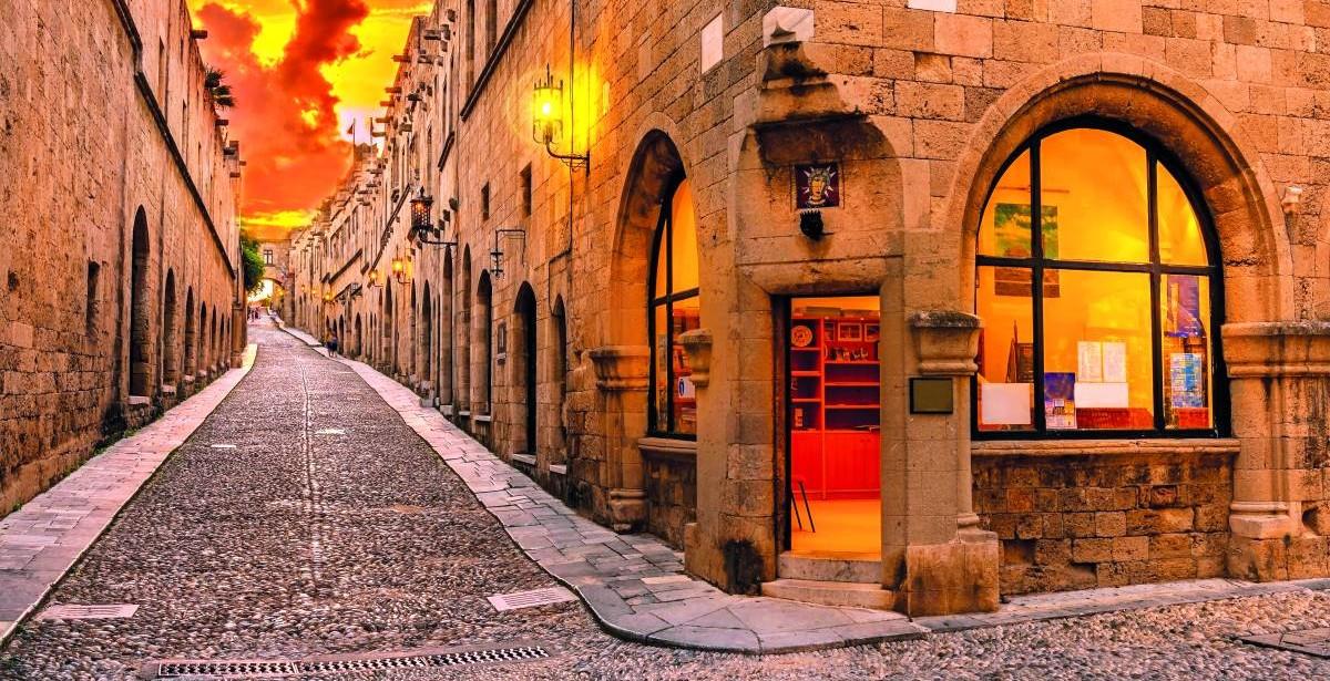 Ταξίδι στο χρόνο: Οι ωραιότερες Μεσαιωνικές πόλεις της  Μεσογείου