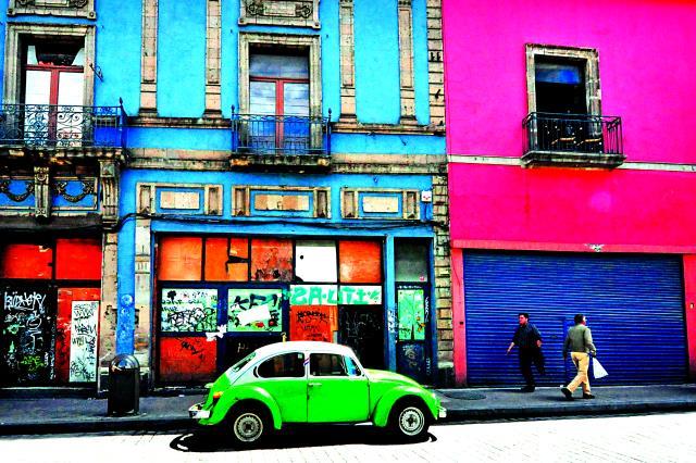 Κλασικό μεξικάνικο ταξί