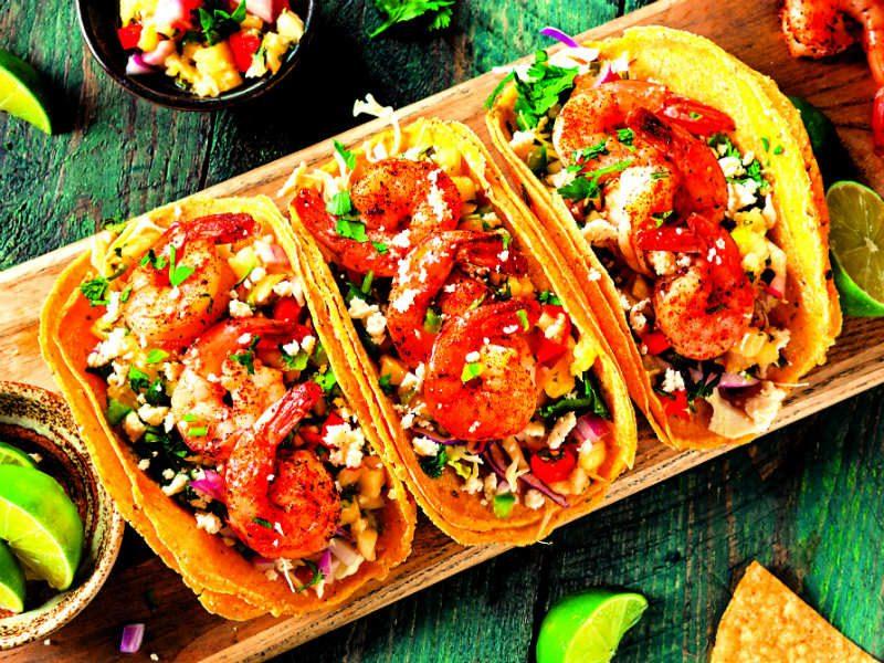 Το Μεξικό και η τεκίλα! Γνωρίστε τη μεξικάνικη κουζίνα