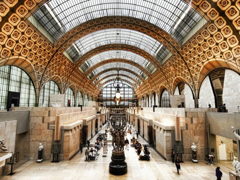 Μουσείο Ορσέ, Παρίσι