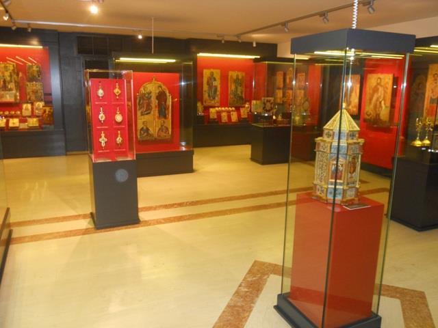 Μουσείο Εκκλησιαστικής Τέχνης Σπάρτη