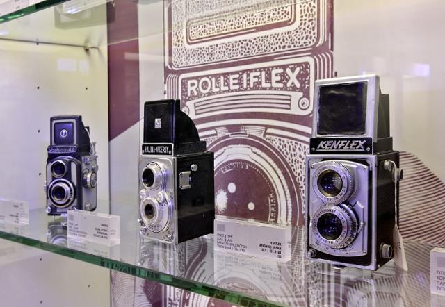 Μουσείο Φωτογραφικών Μηχανών, Μυστράς