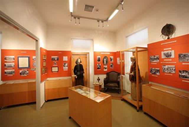 Μέσα στο Μουσείο της Νεότερης Σπάρτης