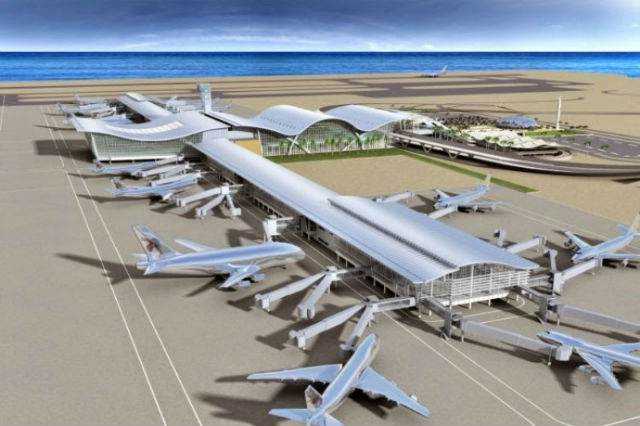 νέο αεροδρόμιο στο Καστέλι της Κρήτης