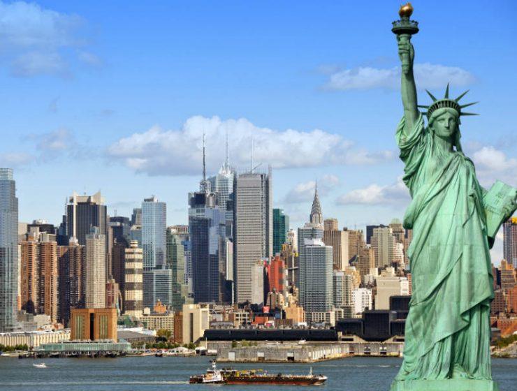 Απίστευτη προσφορά! Αθήνα - Νέα Υόρκη απευθείας από 169,90€!