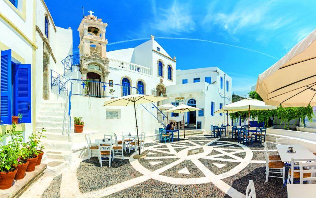 Νίσυρος, Ελλάδα - μεσαιωνικές πόλεις