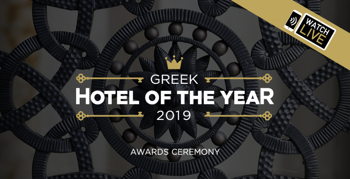greek hotel of the year 2019