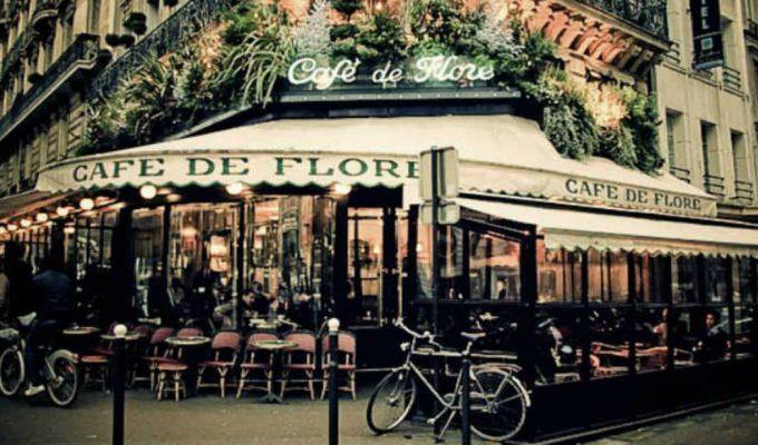 Θρυλικά καφέ στο Παρίσι