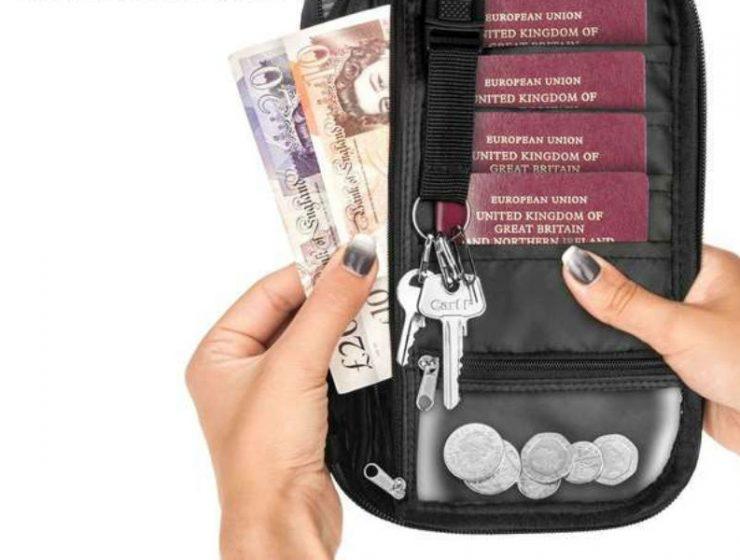 Ανακαλύψαμε ένα πορτοφόλι οργάνωσης ταξιδιού που θα σας λύσει τα χέρια!