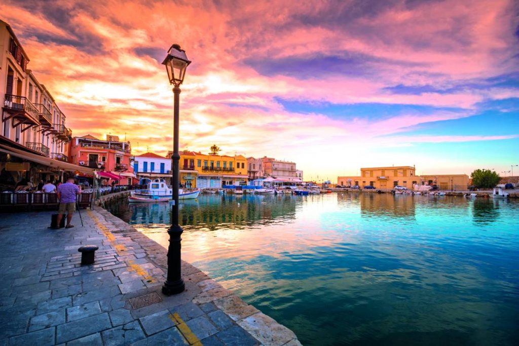 Ρέθυμνο, Ελλάδα - Μεσόγειος