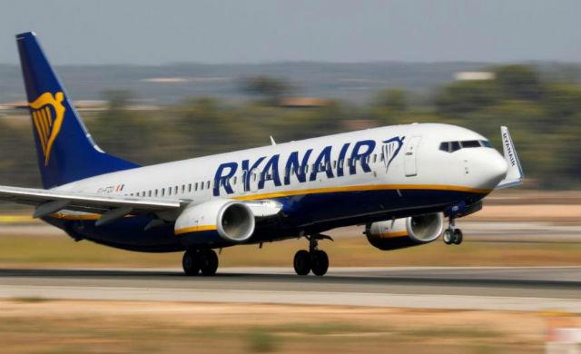 Από Οκτώβριο πετάμε για Μαδρίτη με τη Ryanair!