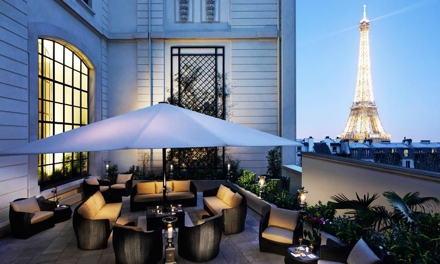 Shangri-La Παρίσι