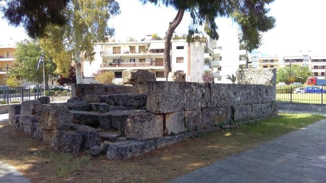 Τάφος Λεωνίδα, Σπάρτη