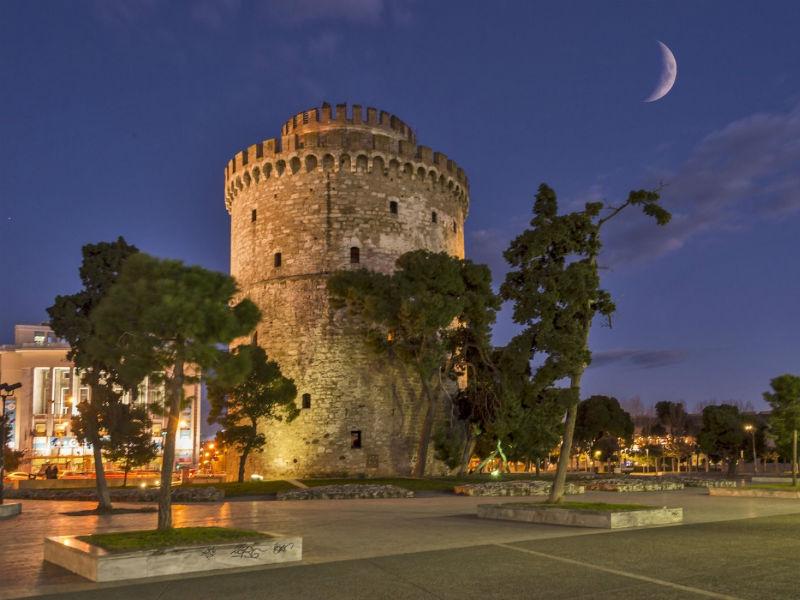 Θεσσαλονίκη by night