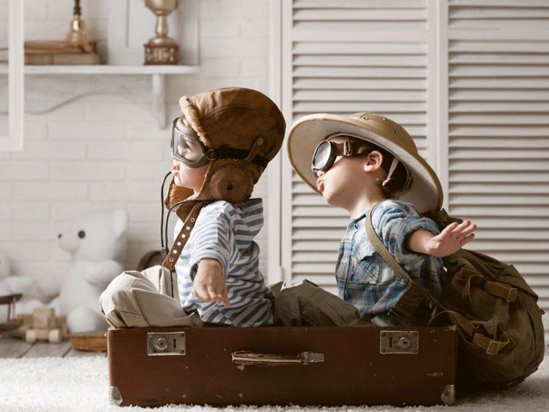 Volotea προσφορά: Τα παιδιά σας μπορούν να πετάξουν δωρεάν!