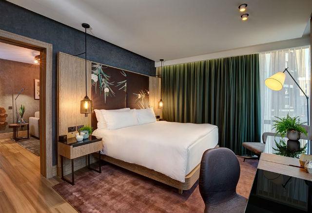 """Λονδίνο: Το Hilton έφερε την πρώτη """"vegan"""" σουίτα ξενοδοχείου στον κόσμο"""