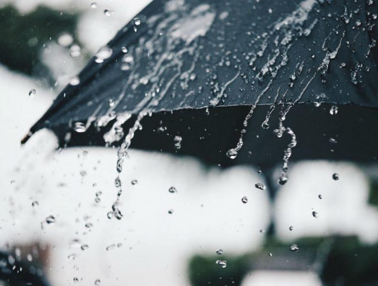 καιρός βροχές