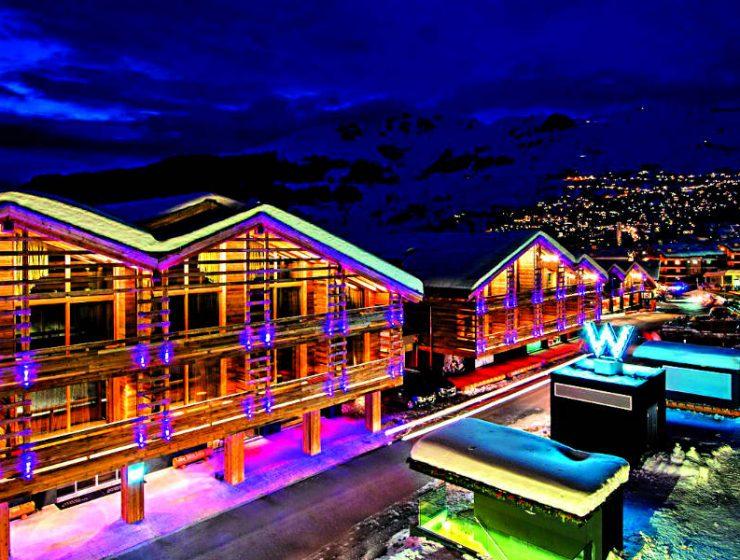 το καλύτερο ski hotel του κόσμου