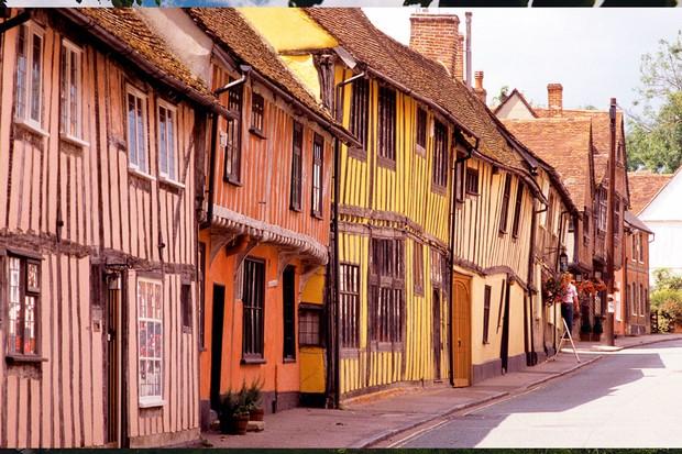 Lavenham, Αγγλία