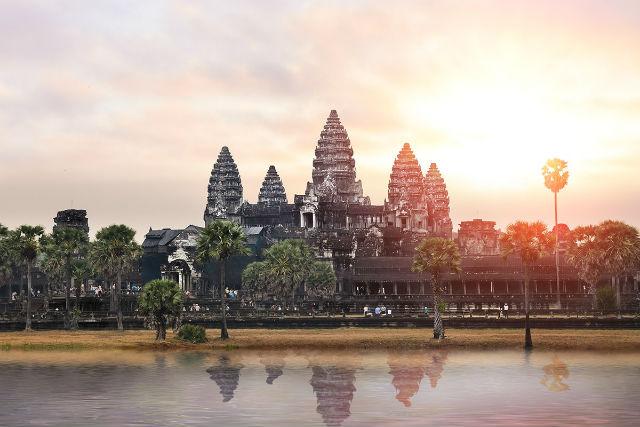 Τοπ αξιοθέατο στη Καμπότζη