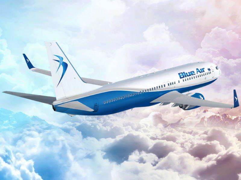 Blue Air προσφορά: 15% έκπτωση σε όλες τις πτήσεις για την Ημέρα της Γυναίκας!