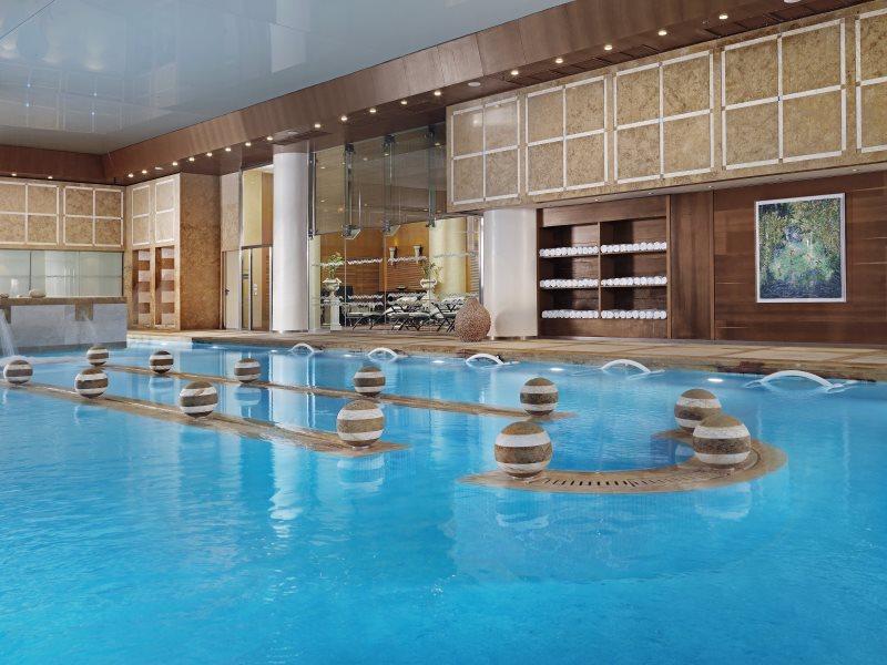 Divani Apollon Palace & Thalasso swimming pool