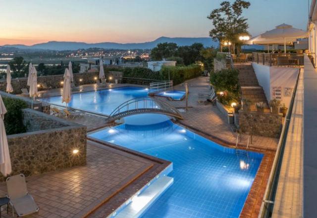 ξενοδοχείο στη Κέρκυρα