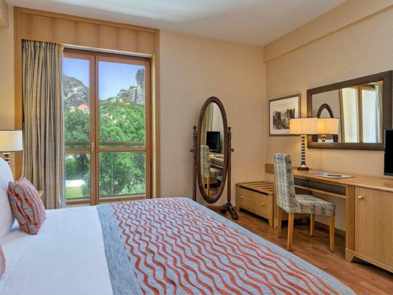 Meteora Divani hotel room