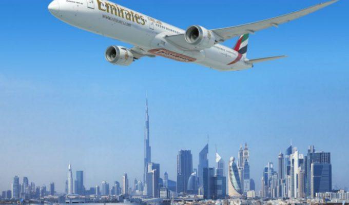 Emirates στο Ντουμπάι