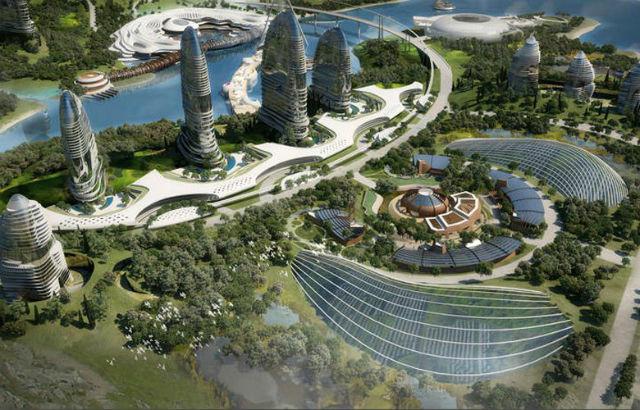 Elysium City: Η πρώτη «έξυπνη» πόλη της Ευρώπης!