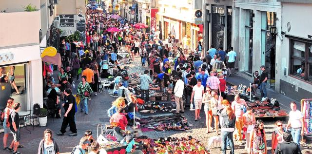 Αγορά Feria de San Telmo, Μπουένος Άιρες