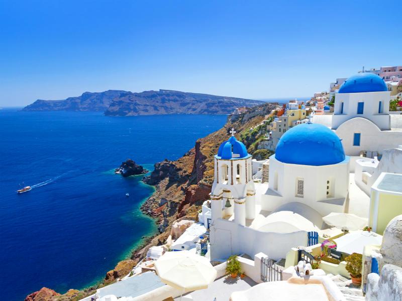 Αυτοί είναι οι κύριοι ανταγωνιστές των ελληνικών προορισμών