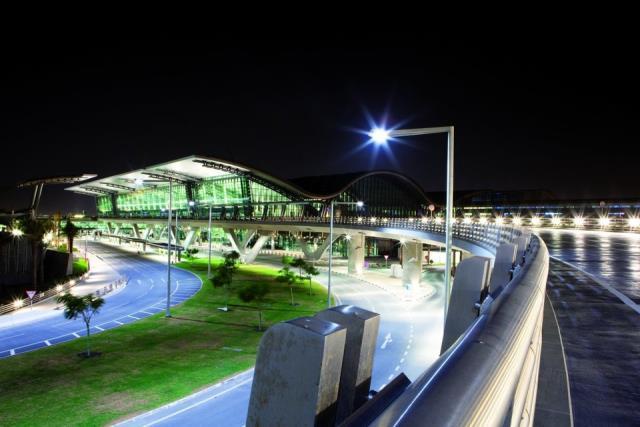 αεροδρόμιο Ντόχα