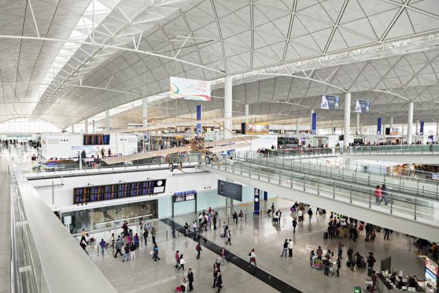αεροδρόμιο Χονγκ Κονγκ