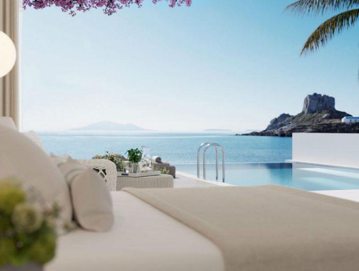 Γνωρίστε το νέο 5άστερο ξενοδοχειακό συγκρότημα των Ikos Resorts στην Κω!