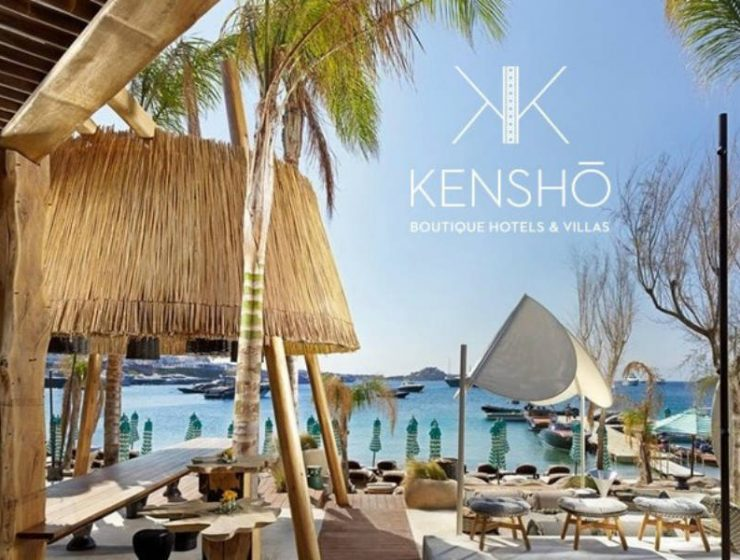 Kenshō Psarou goes Triple Gold at the Greek Hospitality Awards 2019