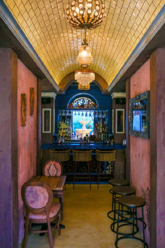La Casa Azul bar restaurant Περιστέρι