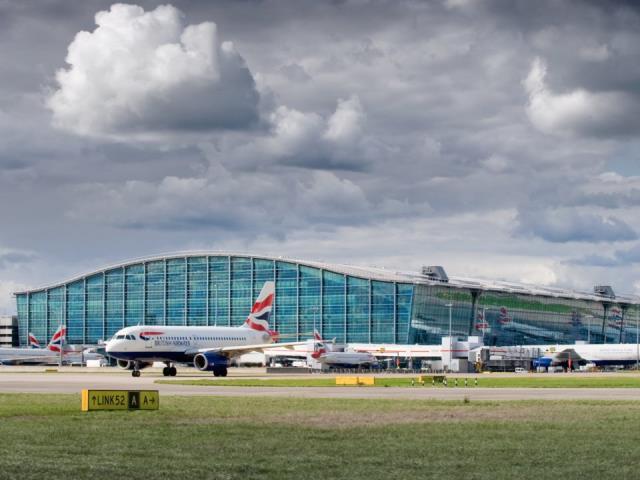 αεροδρόμιο Λονδίνο